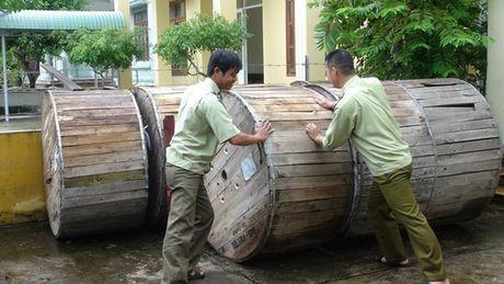 Quang Nam: Bat lo hang khong co hoa don chung tu - Anh 1