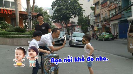 Hai ong bo Nguyen Hai Phong – Vu Minh Tam doi dau tren truyen hinh thuc te - Anh 1