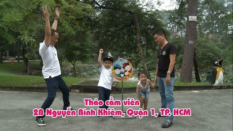 Hai ong bo Nguyen Hai Phong – Vu Minh Tam doi dau tren truyen hinh thuc te - Anh 4