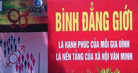 Tong cuc TCDLCL phat dong Thang hanh dong vi binh dang gioi - Anh 1