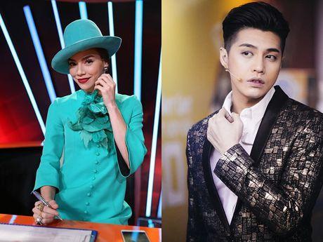 Ho Ngoc Ha ket doi Noo Phuoc Thinh trong chung ket 'Buoc nhay ngan can' - Anh 1