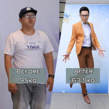 Ho Ngoc Ha ket doi Noo Phuoc Thinh trong chung ket 'Buoc nhay ngan can' - Anh 5