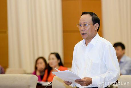 Thu truong Bo Cong an: An toan giao thong duong sat rat dang lo - Anh 1