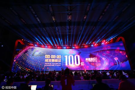 Alibaba pha ky luc ban hang trong ngay Doc than cua Trung Quoc - Anh 3