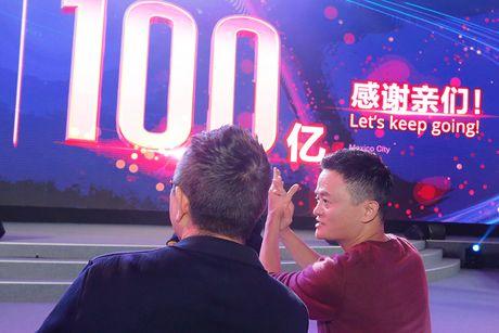 Alibaba pha ky luc ban hang trong ngay Doc than cua Trung Quoc - Anh 4