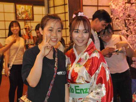 Gioi tre Can Tho 'thich thu' voi trang phuc Kimono - Anh 4
