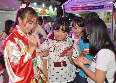 Gioi tre Can Tho 'thich thu' voi trang phuc Kimono - Anh 6