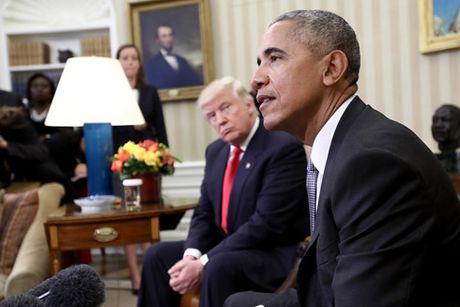 Ong Obama van nghi ong Donald Trump khong phu hop lam Tong thong - Anh 1