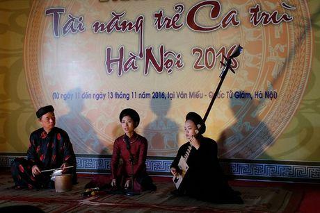 Khai mac Lien hoan Tai nang tre ca tru Ha Noi nam 2016 - Anh 2