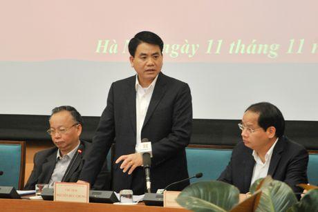 Chu tich UBND TP Nguyen Duc Chung: Xu ly nghiem vien chuc So Ngoai vu hanh hung nguoi cao tuoi - Anh 1