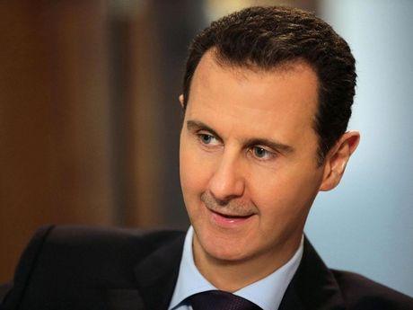 Chinh quyen Syria vui suong vi ba Clinton that bai trong bau cu My - Anh 1