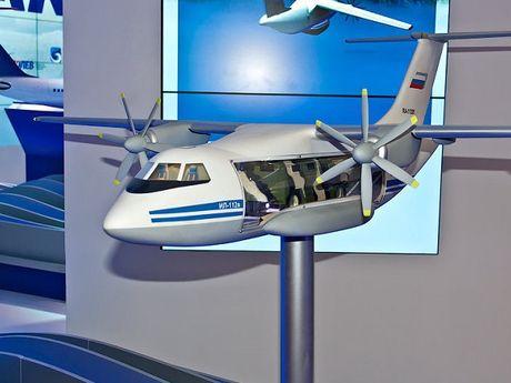 He thong phong ve moi khien Il-112B cua Nga danh bai moi ten lua - Anh 1