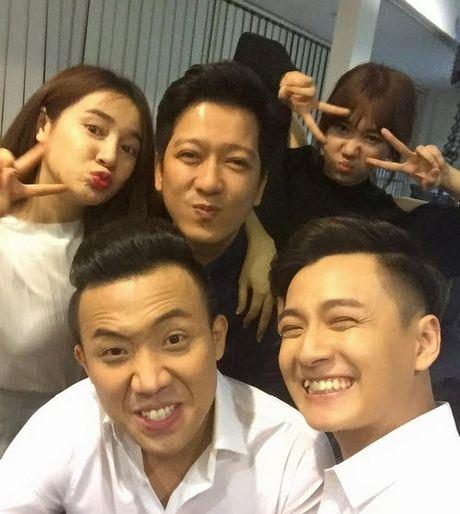 Tran Thanh dang anh vui ve voi Nha Phuong, fan lo lang canh bao Truong Giang - Anh 2