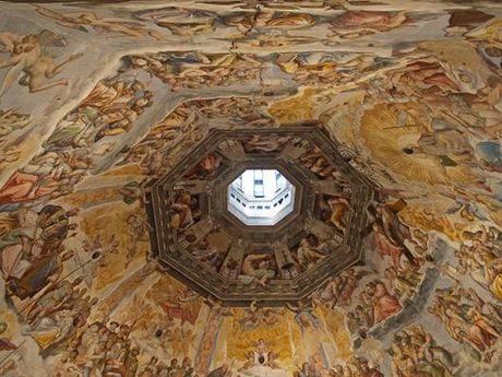 Mai vom nha tho Santa Maria del Fiore- Cong trinh kien truc vi dai - Anh 5