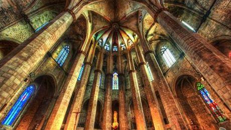 Mai vom nha tho Santa Maria del Fiore- Cong trinh kien truc vi dai - Anh 6