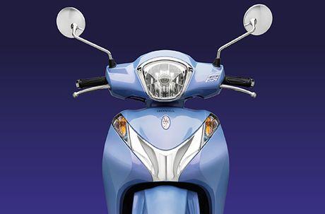 Honda SH Mode bo sung them khoa thong minh, gia tu 50,9 trieu dong - Anh 2