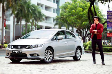 Honda Viet Nam dung san xuat Civic sau 10 nam - Anh 1