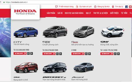 Honda Viet Nam dung san xuat Civic sau 10 nam - Anh 2