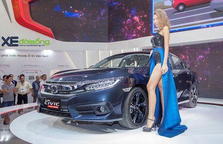 Honda Viet Nam dung san xuat Civic sau 10 nam - Anh 3