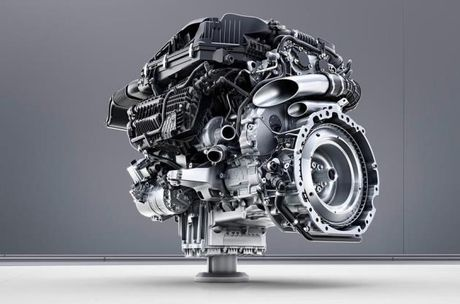Mercedes-Benz S-Class 2017 se duoc nang cap loat dong co moi - Anh 2