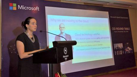 Windows Server 2016 tang cuong bao mat ra mat tai Viet Nam - Anh 1