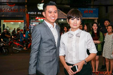 Angela Phuong Trinh goi cam du ra mat 'Su menh trai tim' - Anh 10