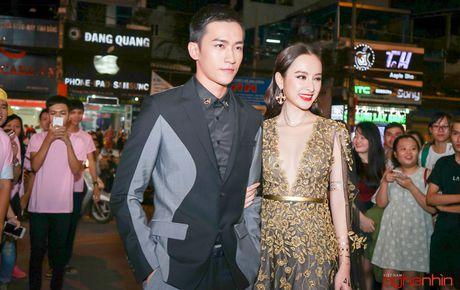 Angela Phuong Trinh goi cam du ra mat 'Su menh trai tim' - Anh 2