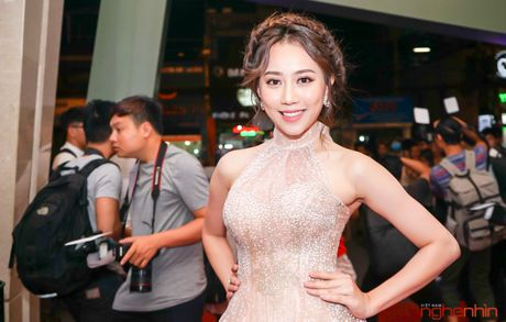 Angela Phuong Trinh goi cam du ra mat 'Su menh trai tim' - Anh 3