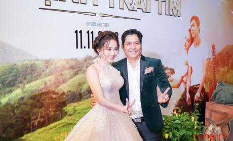 Angela Phuong Trinh goi cam du ra mat 'Su menh trai tim' - Anh 9
