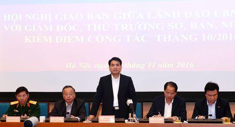 Chu tich Nguyen Duc Chung: Xu ly nghiem vien chuc So Ngoai vu hanh hung nguoi cao tuoi - Anh 1