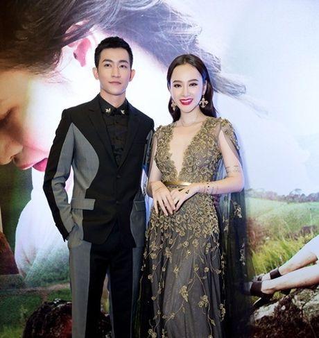 Vo Canh nguong ngung ke ve nu hon voi Angela Phuong Trinh - Anh 1