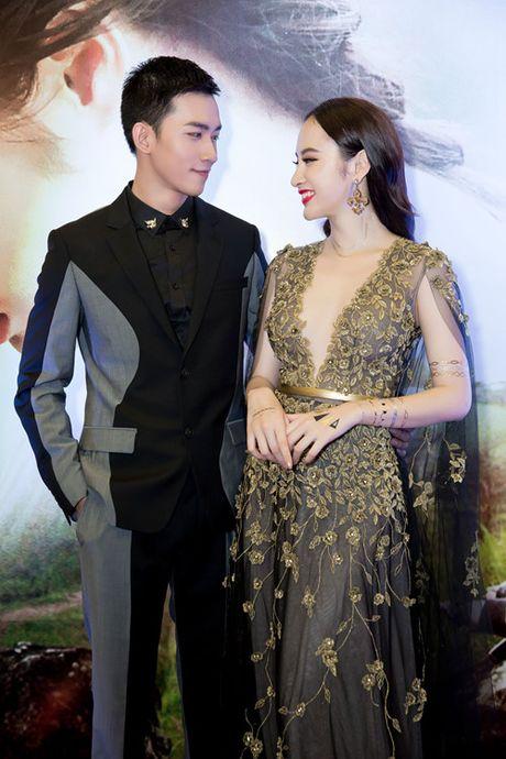 Angela Phuong Trinh tinh tu ben Vo Canh khong roi - Anh 3