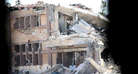 Nga phat hien bang chung Aleppo bi tan cong bang vu khi hoa hoc - Anh 1
