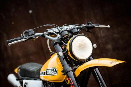 North East Custom hoi sinh Yamaha XT500 - Anh 7