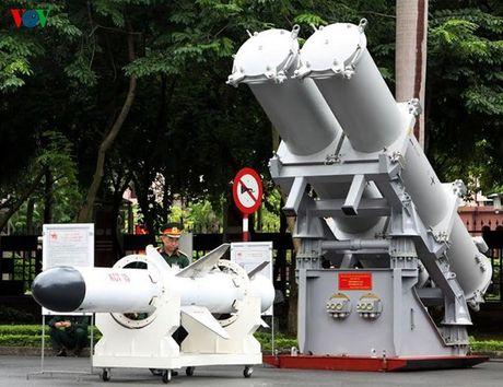 Bao Nhat: Viet Nam can hien dai hoa quan doi, tac chien bat doi xung - Anh 1