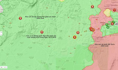 Khong quan Nga lien tiep doi bom chan phien quan tiep vien cho Aleppo - Anh 2