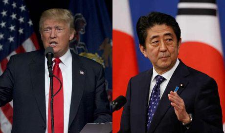 Nhat thong qua TPP, gap rut gap ong Donald Trump vi nhieu ly do - Anh 2