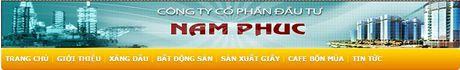 Thu hoi giay phep phan phoi xang dau cua Cong ty Nam Phuc - Anh 1