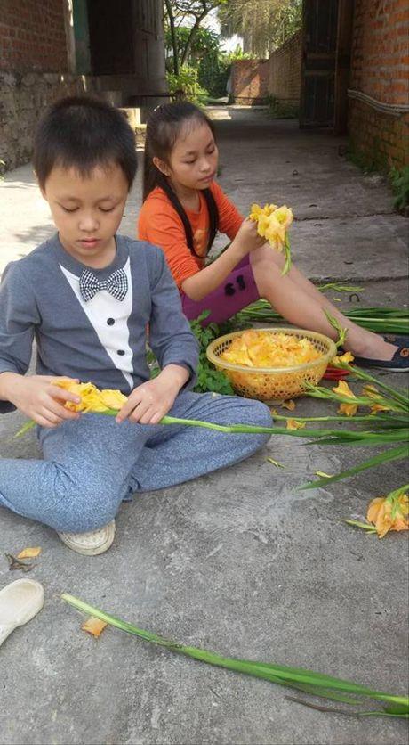 Cuoc song vui thu dien vien cua Giang coi voi 2 con nho - Anh 13
