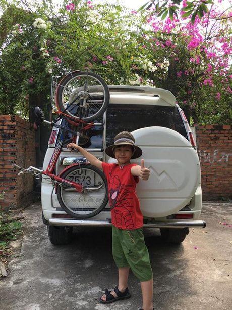 Cuoc song vui thu dien vien cua Giang coi voi 2 con nho - Anh 7