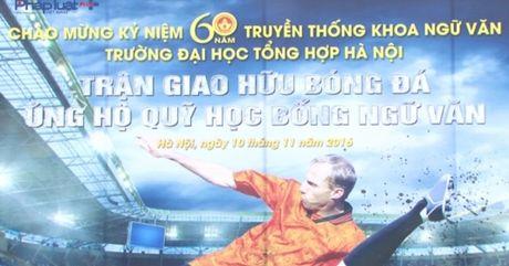 Khoa Ngu van - Dai hoc Tong hop Ha Noi tung bung ky niem 60 nam thanh lap - Anh 1