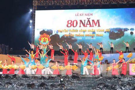 Ky niem 80 nam truyen thong cong nhan Mo - Truyen thong nganh Than - Anh 2
