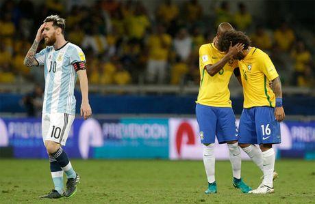 Brazil 3-0 Argentina: Neymar dai thang khi doi dau Messi - Anh 1