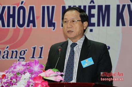Ong Tran Xuan Bi tai dac cu Chu tich Hoi Khuyen hoc tinh Nghe An - Anh 4