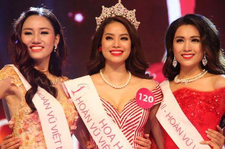 Cuoc thi Hoa hau Hoan Vu Viet Nam tro lai vao 2017 - Anh 1