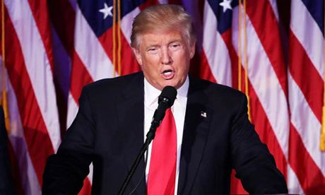 Nhung thach thuc doi ngoai bua vay Donald Trump - Anh 1