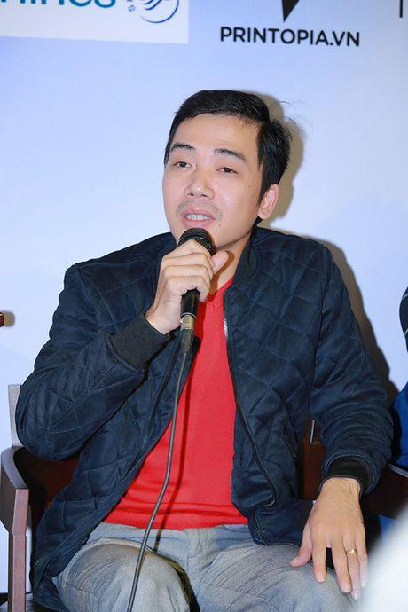 Thu Phuong hoi hop den 'nghet tho' khi lan dau duoc hat nhac Pho Duc Phuong - Anh 6