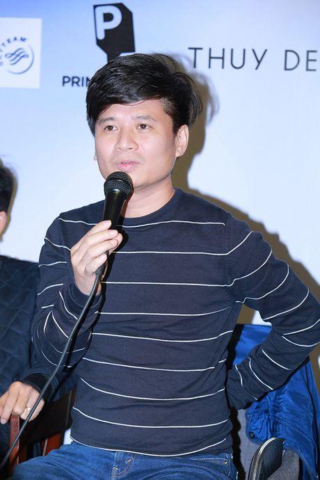 Thu Phuong hoi hop den 'nghet tho' khi lan dau duoc hat nhac Pho Duc Phuong - Anh 7