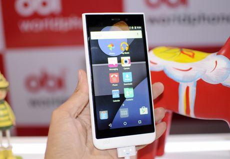 Smartphone Obi giam gia 3 trieu dong - Anh 3
