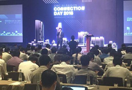Saigon Connection Day 2016 ket noi cac hang cong nghe lon - Anh 1
